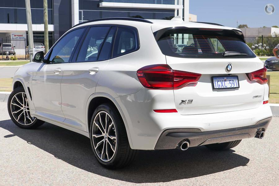 2019 BMW X3 sDrive20i