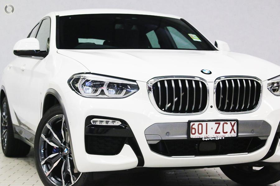 2018 BMW X4 xDrive30i M Sport X