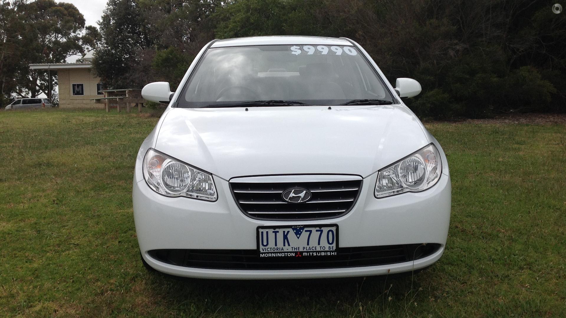 2007 Hyundai Elantra SX HD