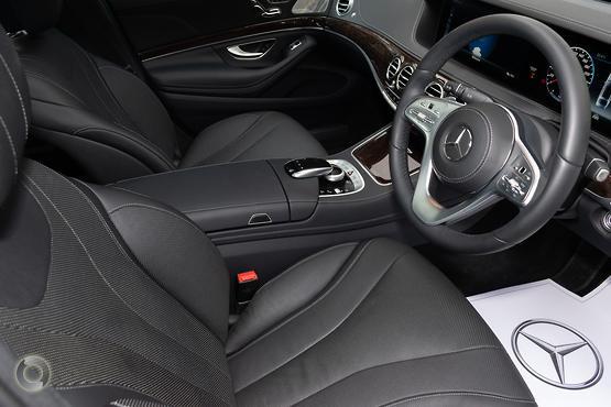 2018 Mercedes-Benz S 350 D