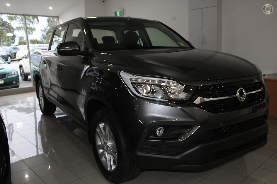 2019 SsangYong Musso Ultimate Q201