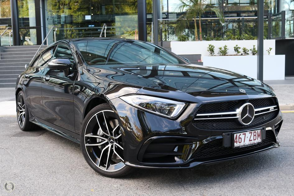 2018 Mercedes-Benz CLS 53 AMG Coupe