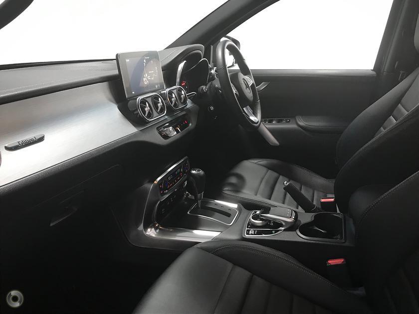 2018 Mercedes-Benz X 350 D POWER Utility