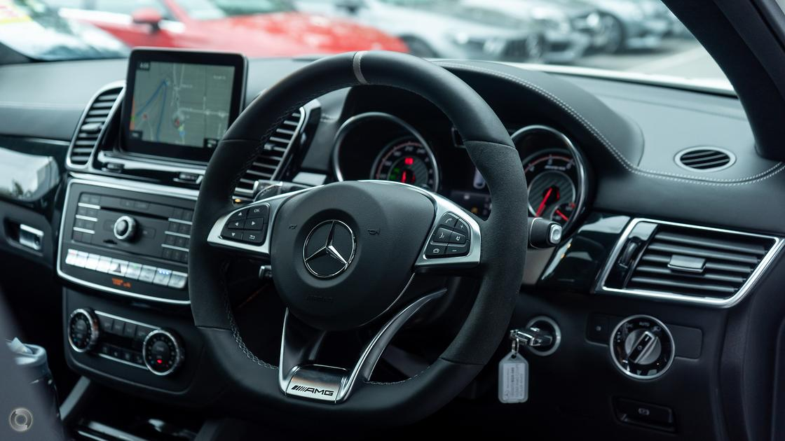 2018 Mercedes-Benz GLE 63 AMG S Coupé