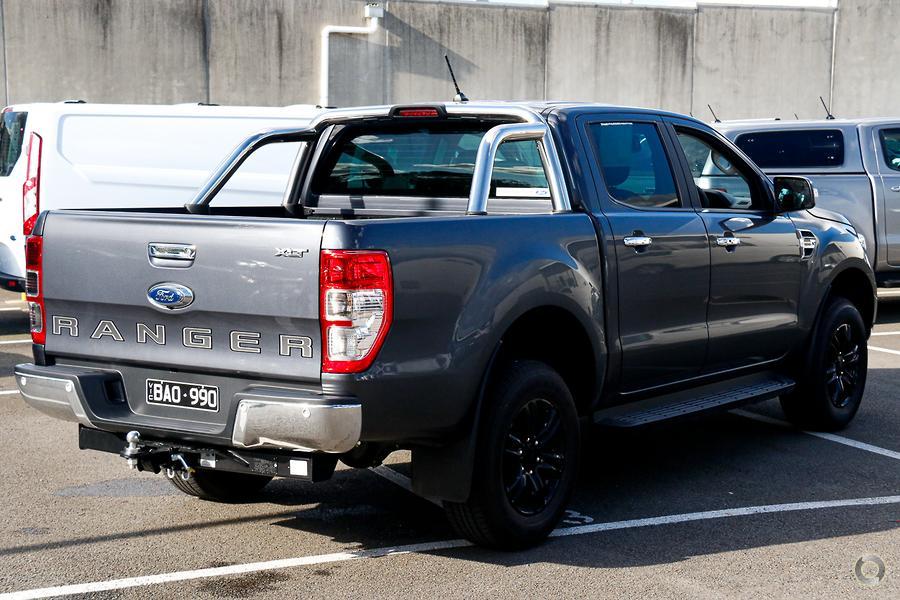 2019 Ford Ranger XLT Hi-Rider PX MkIII