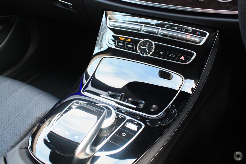 2017 Mercedes-Benz E 220 D Sedan