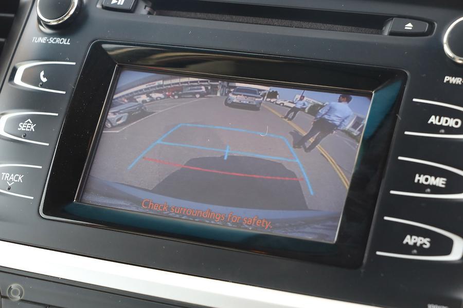 2019 Toyota Kluger GXL GSU50R