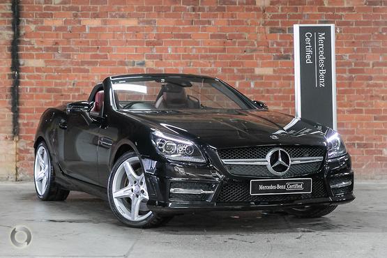 2015 Mercedes-Benz SLK 250