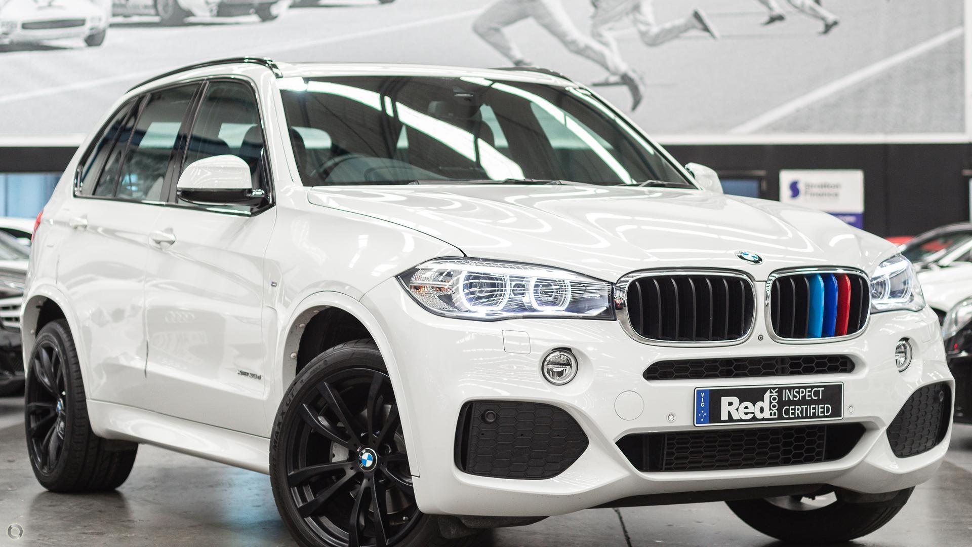 2014 BMW X5 F15