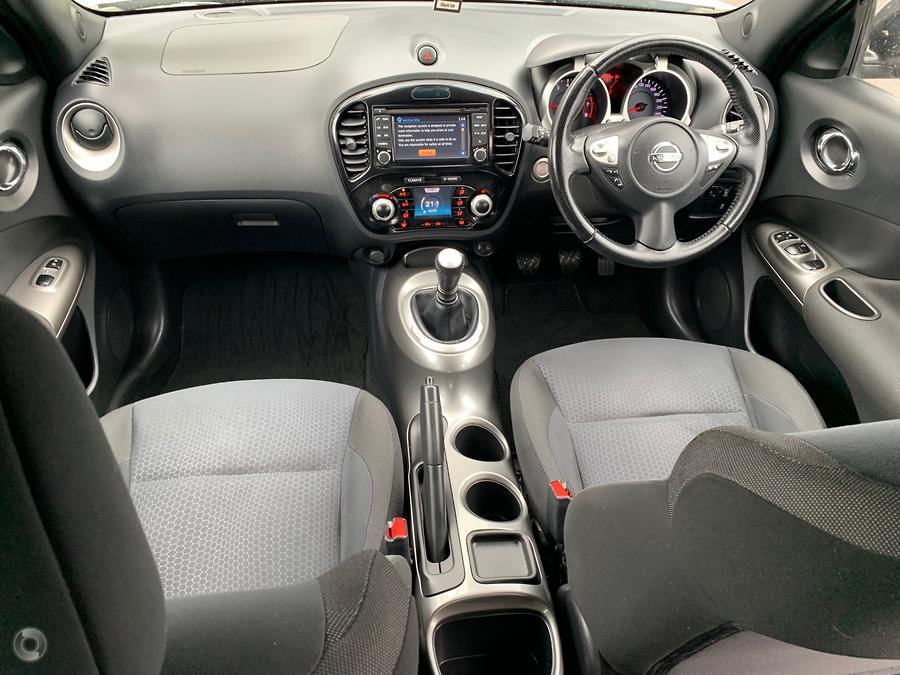2014 Nissan JUKE ST-S