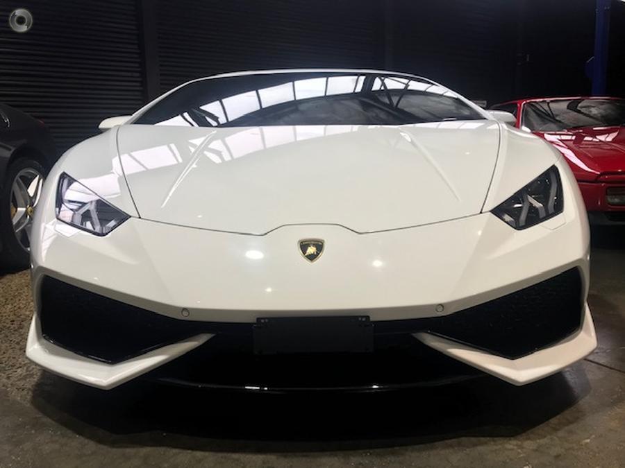 2016 Lamborghini Huracan LP610-4 724