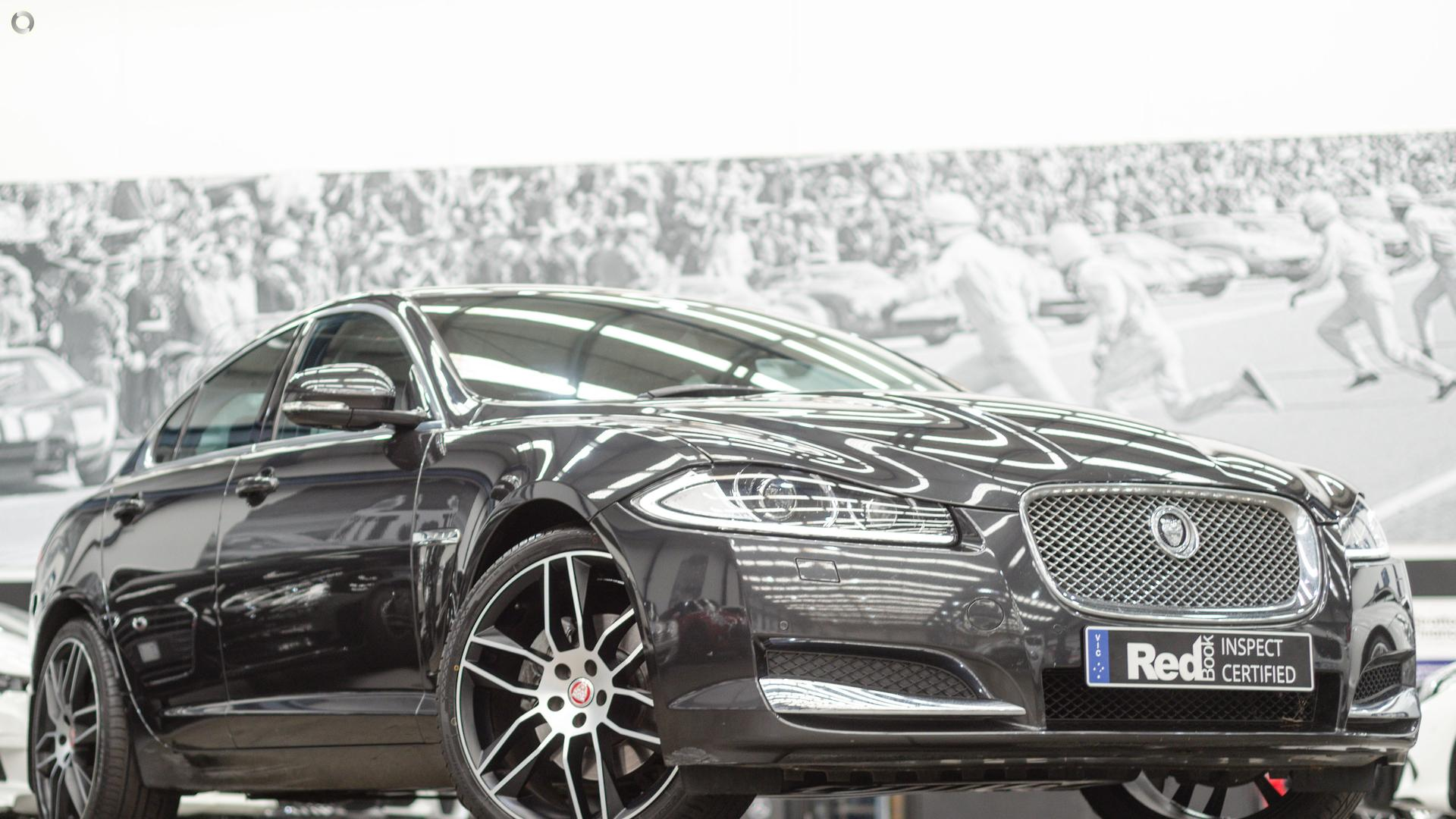 2013 Jaguar XF Premium Luxury X250