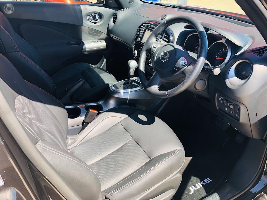 2018 Nissan JUKE Ti-S