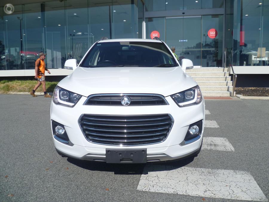2018 Holden Captiva LTZ CG