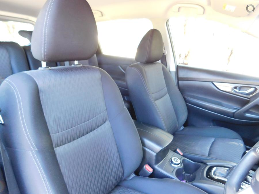 2017 Nissan X-TRAIL ST T32