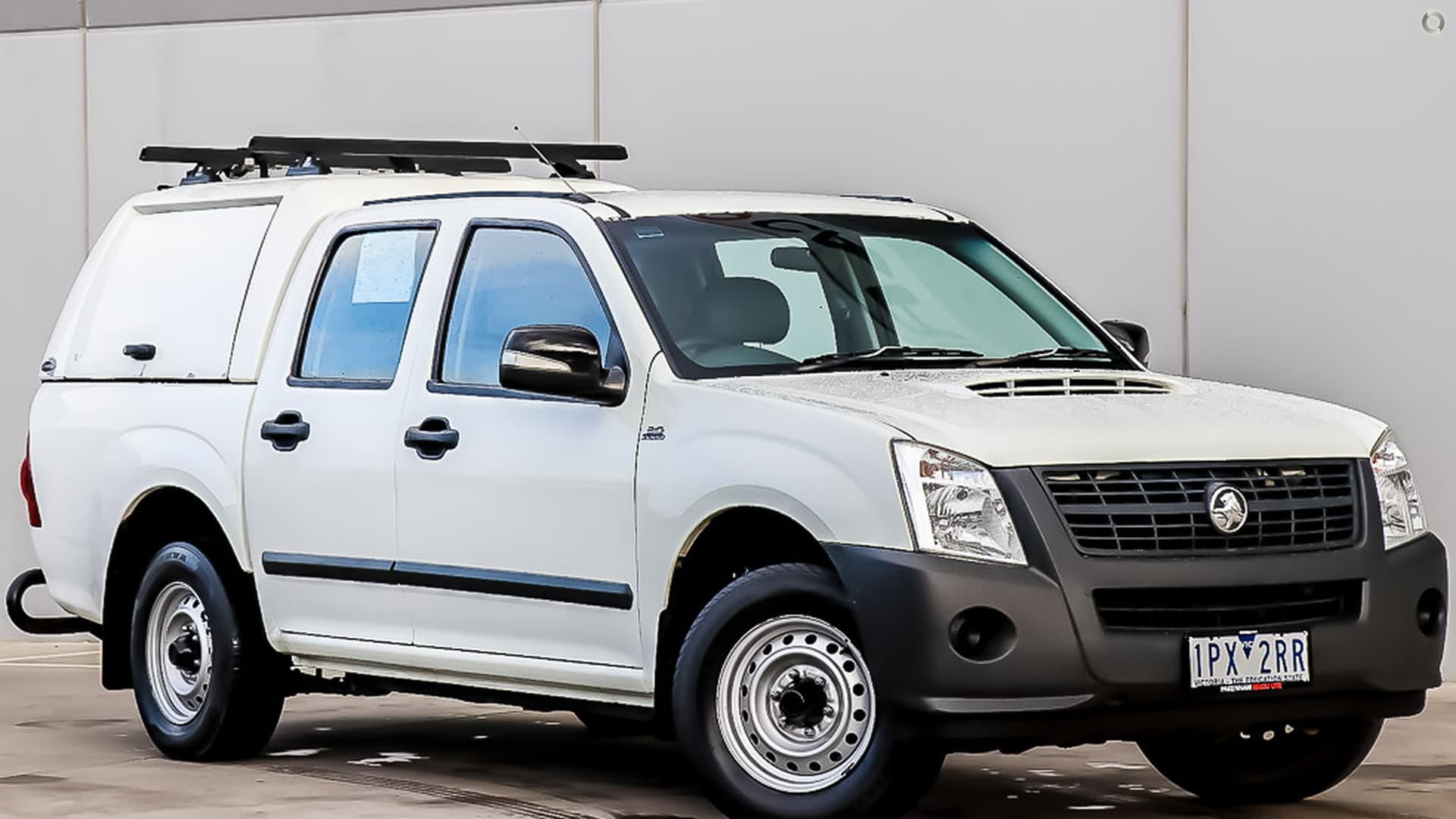 2008 Holden Rodeo LX RA