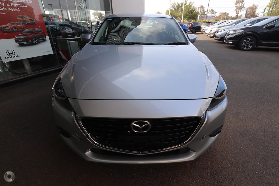 2017 Mazda 3 SP25 GT BN Series
