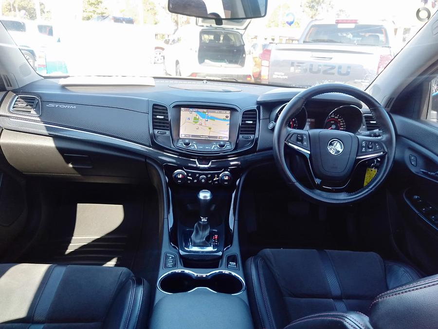2014 Holden Commodore SV6 Storm VF