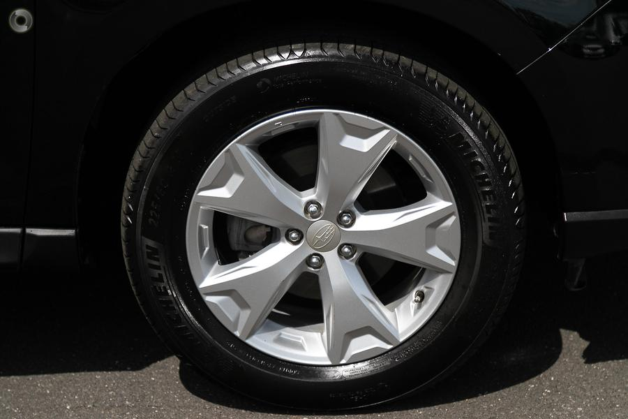 2014 Subaru Forester 2.5i-L