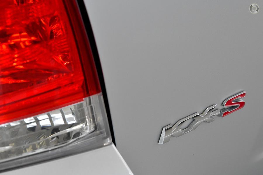 2013 Toyota Kluger KX-S GSU45R