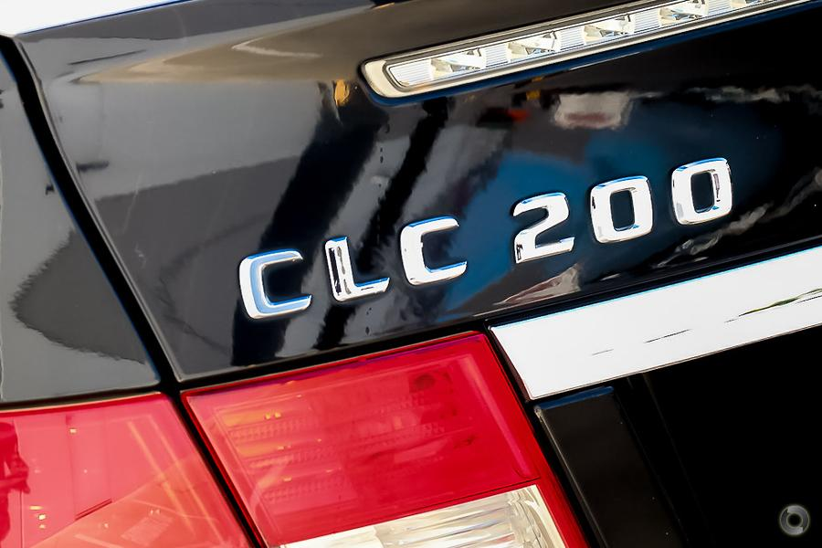 2010 Mercedes-Benz CLC200 Kompressor  CL203