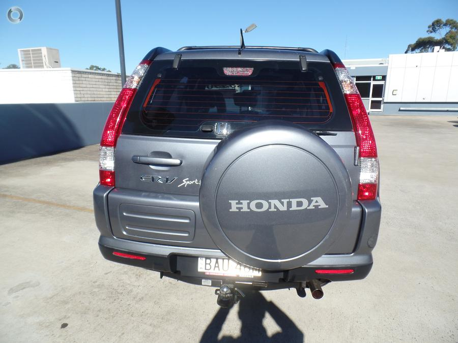 2006 Honda CR-V Sport RD