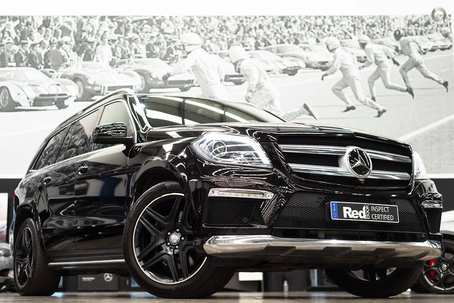 2015 Mercedes-Benz GL350 BlueTEC Edition S  X166