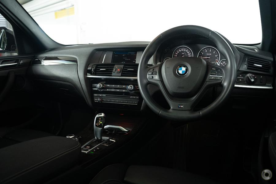 2015 BMW X3 xDrive20i