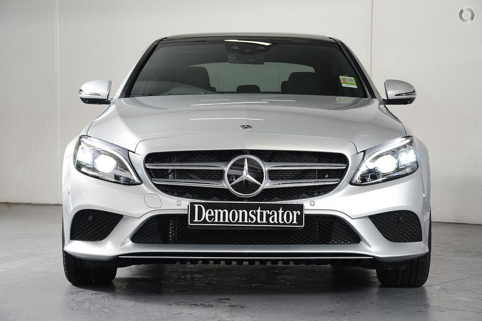 2018 Mercedes-Benz C-CLASS Sedan