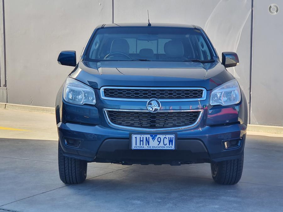 2016 Holden Colorado LS RG