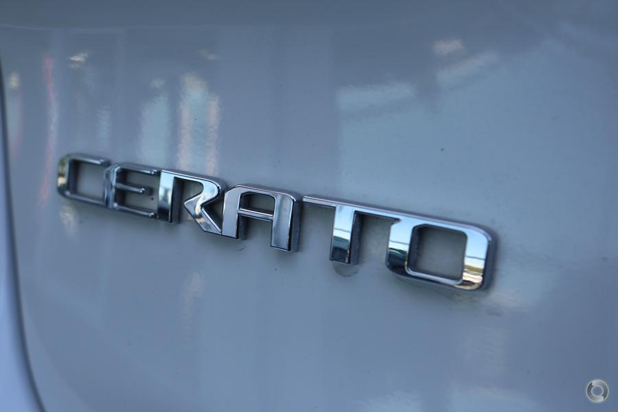 2016 Kia Cerato S YD