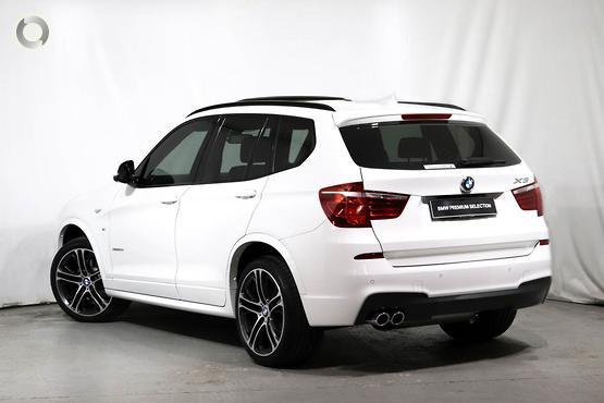 2016 BMW X 3 xDrive30d