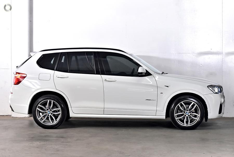 2016 BMW X3 xDrive30d