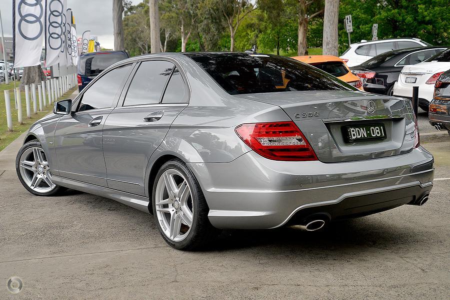 2011 Mercedes-Benz C350 CDI BlueEFFICIENCY Avantgarde W204 - Barry Bourke  Approved