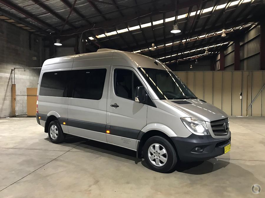 2016 Mercedes-Benz Sprinter 316CDI Transfer NCV3