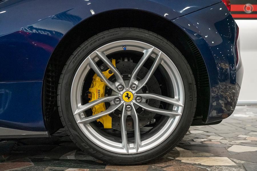 2016 Ferrari 488 Spider  F142