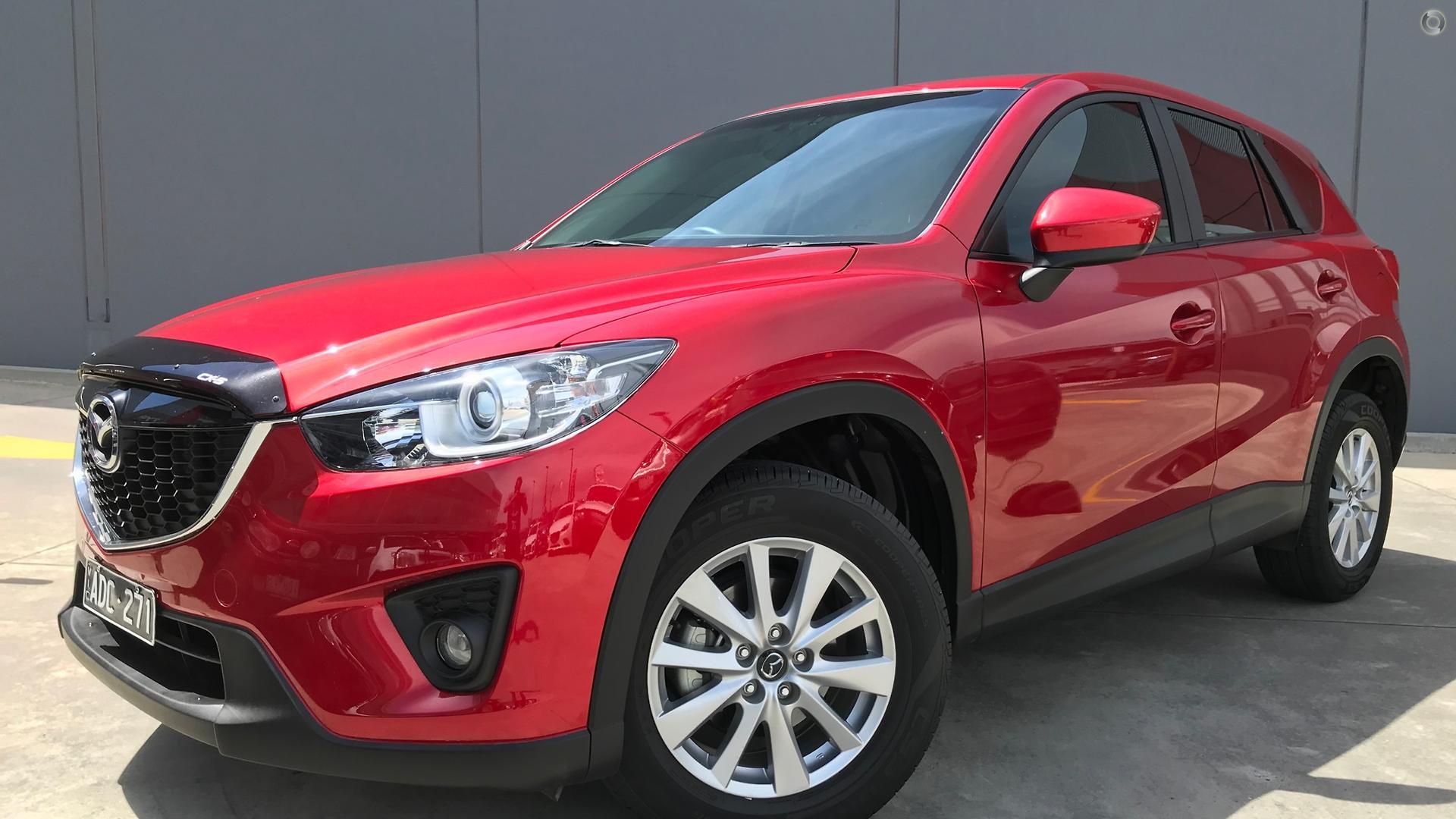 2014 Mazda CX-5 KE Series