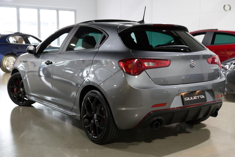 2019 Alfa Romeo Giulietta Veloce Series 3