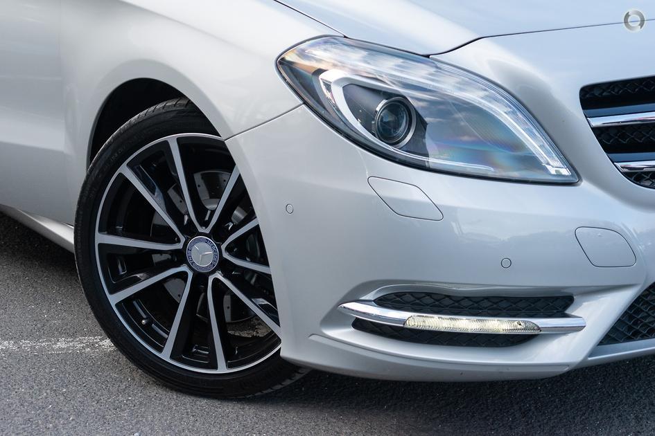 2013 Mercedes-Benz B 250 BLUEEFFICIENCY Hatch