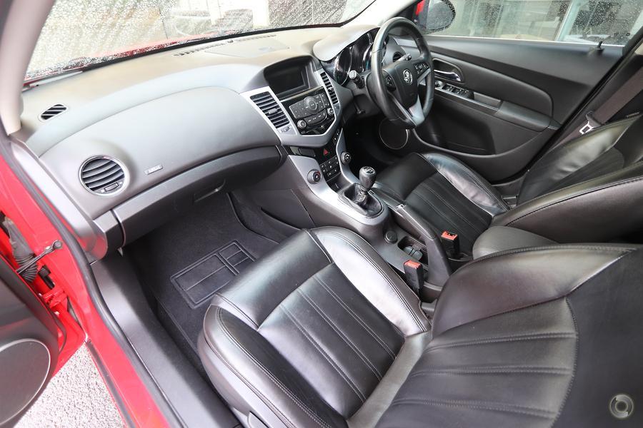 2011 Holden Cruze CDX JH Series II