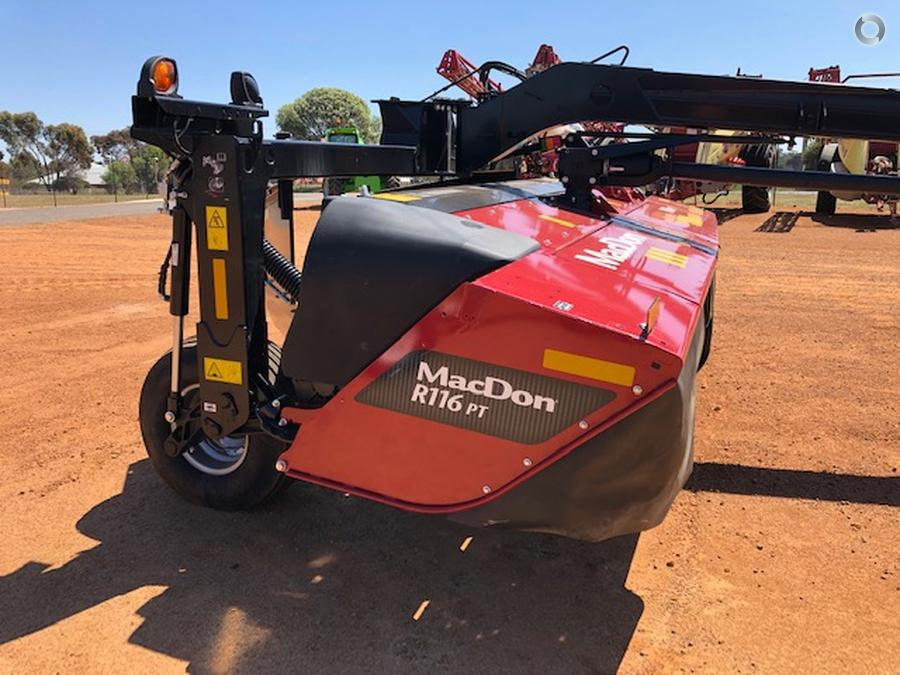MacDon R116 Mower Conditioner - McIntosh and Son