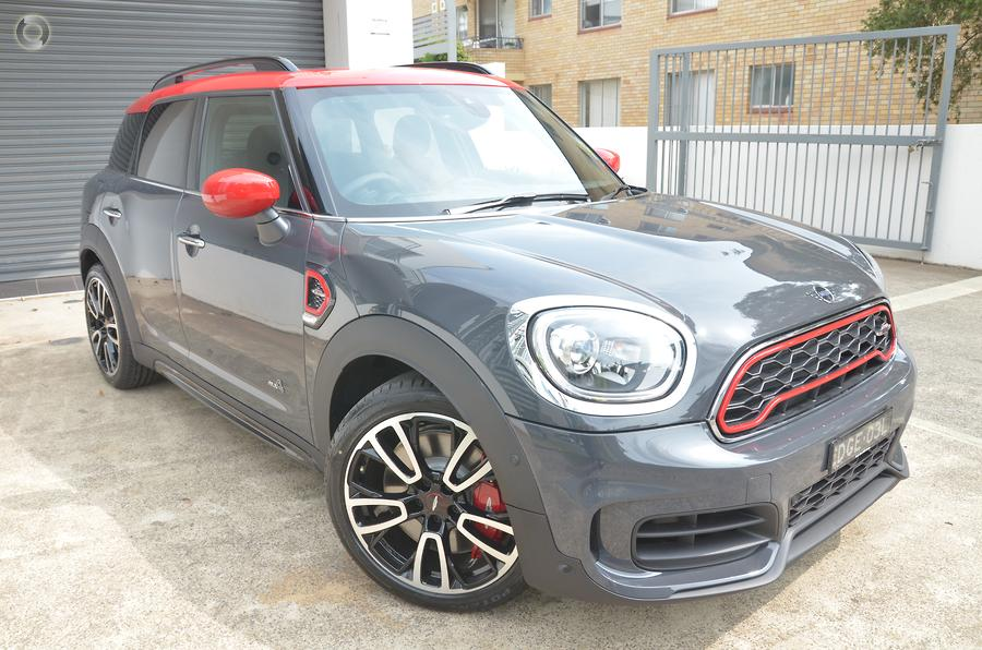 2019 MINI Countryman John Cooper Works