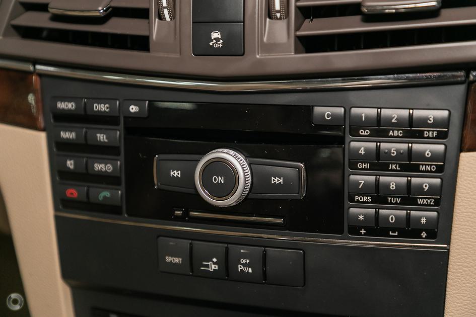 2009 Mercedes-Benz E-CLASS Coupe