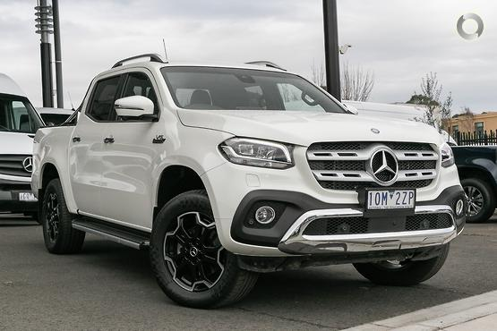2018 Mercedes-Benz X 350 D POWER