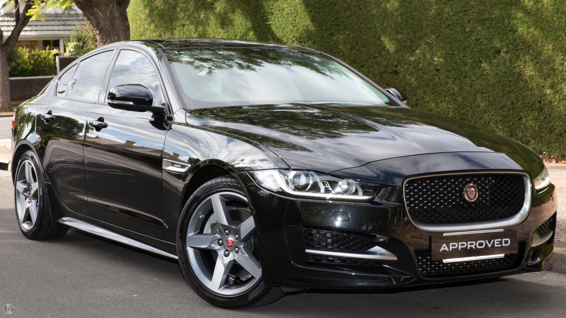 2016 Jaguar XE X760