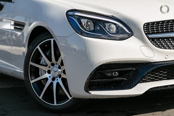 2019 Mercedes-Benz SLC 43 AMG