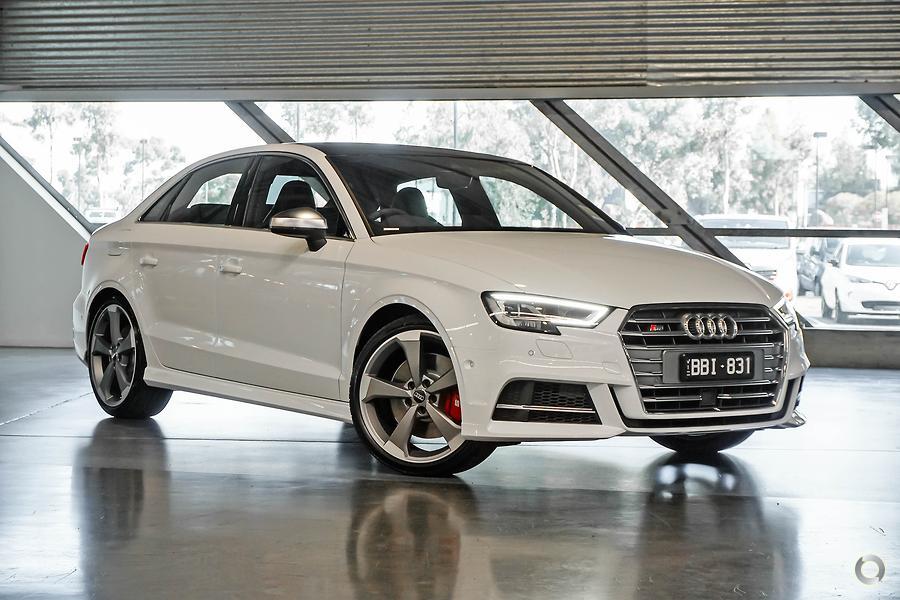 2019 Audi S3  8V