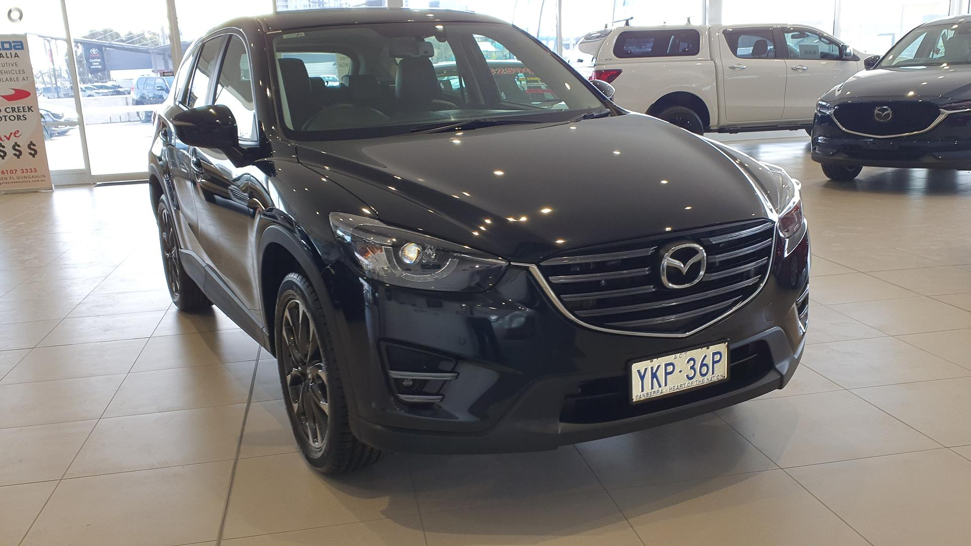 2015 Mazda CX-5 Grand Touring KE Series 2