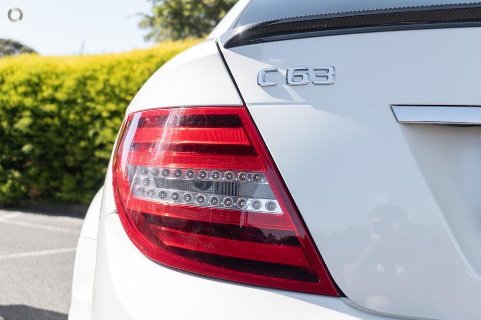 2012 Mercedes-Benz C 63 AMG BLACK SERIES Coupé