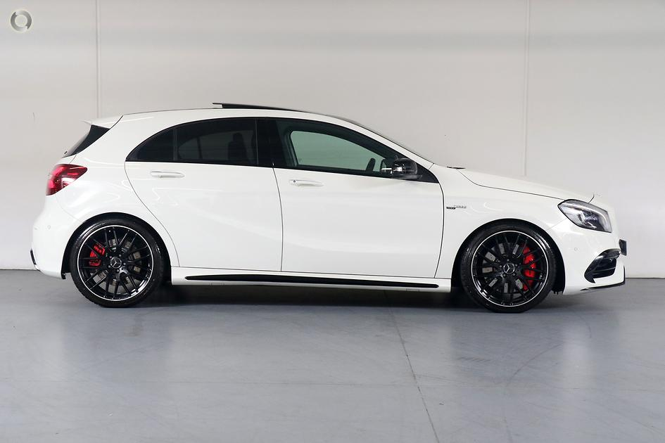 2017 Mercedes-Benz A 45 AMG Hatch